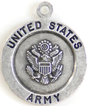 Star of David Army Military Medal