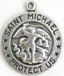 Saint Michael Military Medals