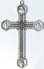C353 Large Four Way Cross