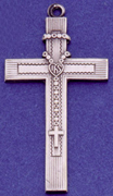 C233 Large Ornate Cross