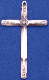 C286 Large Ornate Cross