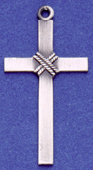 C334 Medium Ornate Cross