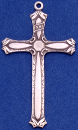 C350 Large Ornate Cross