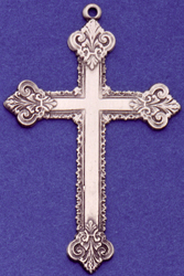 C351 Large Ornate Cross