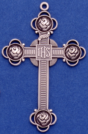 C362 Large Ornate Cross