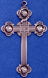 C363 Large Ornate Cross