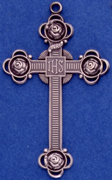 C364 Large Ornate Cross