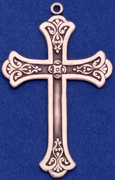 C371 Large Ornate Cross