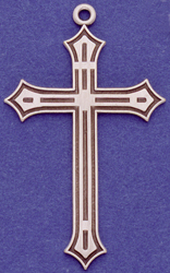 C376 Large Ornate Cross