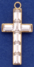 C426 Cross with Stones