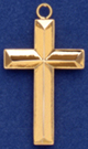 C427 channel stone cross