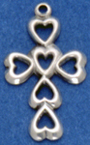 C437 heart cross
