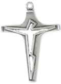 C895 contemporary crucifix