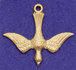 C102 Holy Spirit Medal