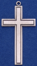 C93 Large Plain Crosses