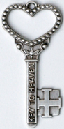 C322 Key to Heaven Medal